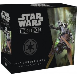 74-Z Speeder Bikes - Unit Expansion