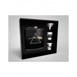 Pink Floyd - Hip Flask Gift Set
