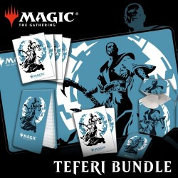 UP - Teferi Accessories Bundle for Magic: The Gathering