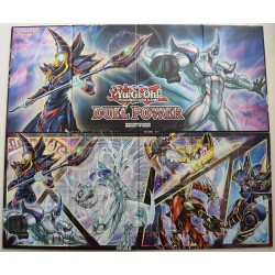 Duel Power - Two-Sided Hard Playmat/Playboard