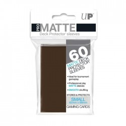Ultra Pro x60 Matte Small size - várias cores