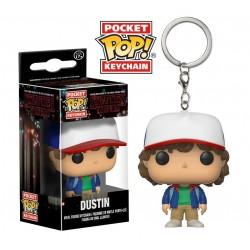 Stranger Things POP! Keychain Dustin