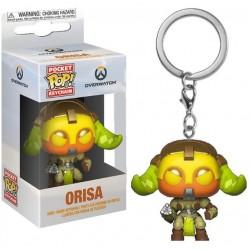 Overwatch POP! Keychain Orisa