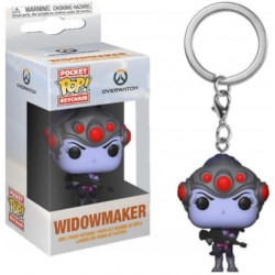 Overwatch POP! Keychain Widowmaker