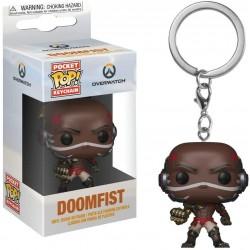 Overwatch POP! Keychain Doomfist