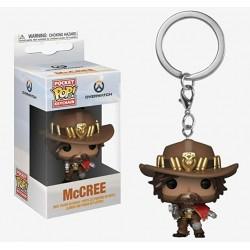Overwatch POP! Keychain McCree