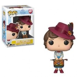 Mary Poppins POP! With Bag 467