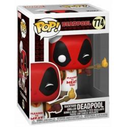 Deadpool POP! Backyard Griller