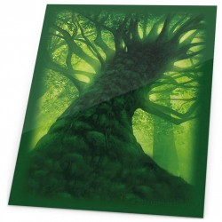 Printed Sleeves Standard Size Lands Edition (80)