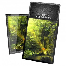 Printed Sleeves Standard Size Lands Edition II (80)
