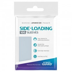 Precise-Fit Side-Loading Sleeves Japanese Size