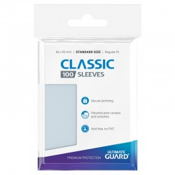 Classic Sleeves Standard Size