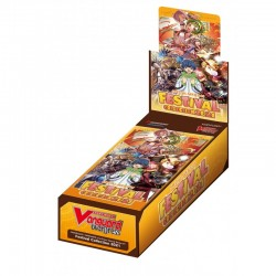 Vanguard Festival Collection 2021- booster display