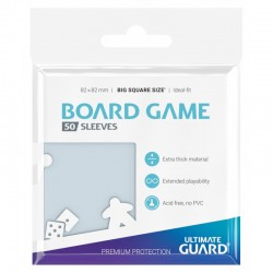 Board Game Sleeves - Big Square Size