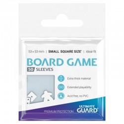 Board Game Sleeves - Small Square Size