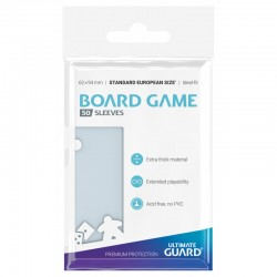 Board Game Sleeves - Standard European Size