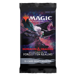 Adventures of the forgotten realms - Draft booster