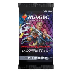 Adventures of the Forgotten Realms - Set Booster