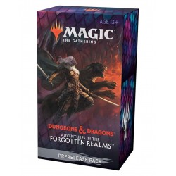 Adventures in the Forgotten Realms - Pre-release kit