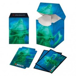 Combo Sleeves and Deck Box Kaldheim Ranar the Ever-Watchful