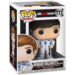The Big Bang Theory POP! Howard Wolowitz in Space Suit 777