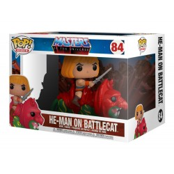 Masters of the Universe POP! HE-MAN on the Battlecat 84