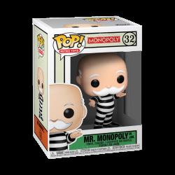 Monopoly POP! Mr. Monopoly In Jail