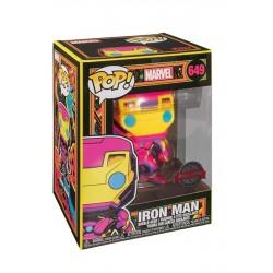Marvel POP! Iron Man Special Edition Blacklight