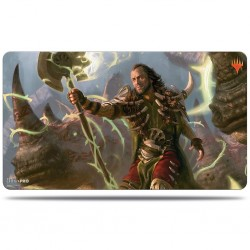 """Commander 2019: """"Ghired, Conclave Exile"""" Playmat"""