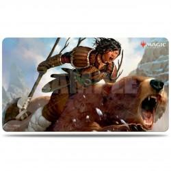 "Commander Legends: ""Tuya Bearclaw"" Playmat"