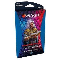 Adventures of the Forgotten Realms - Theme Booster - Blue