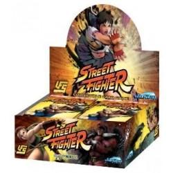 Street Fighter Booster Display (24 Packs) - ING
