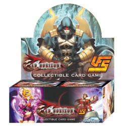 copy of Street Fighter Booster Display (24 Packs) - ING