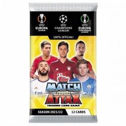 Match Attax - Champions League 21/22 - Booster
