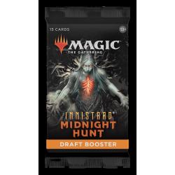 Draft Booster Innistrad Midnight Hunt