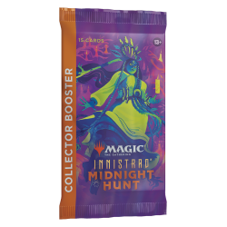 Collector Booster Innistrad Midnight Hunt