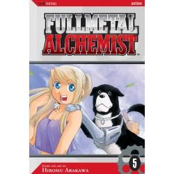 Fullmetal Alchemist Volume 5 ING
