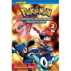 Pokémon Diamond and Pearl Adventure Volume 2 ING