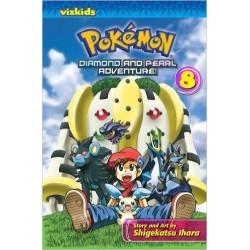 Pokémon Diamond and Pearl Adventure Volume 8 ING