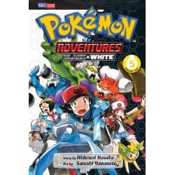Pokemon Adv Black and White Volume 5 ING
