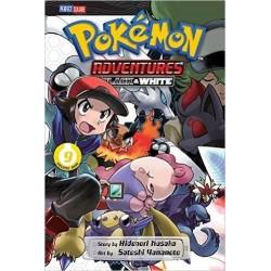 Pokemon Adv Black and White Volume 9 ING