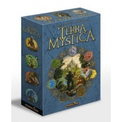 Terra Mystica Jogo de Tabuleiro