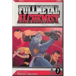Fullmetal Alchemist Volume 7 ING