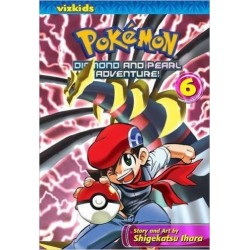 Pokémon Diamond and Pearl Adventure Volume 5 ENG