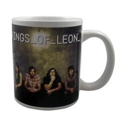 Kings of Leon - Caneca - Band Photo
