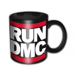 Run DMC - Caneca - Logo Black