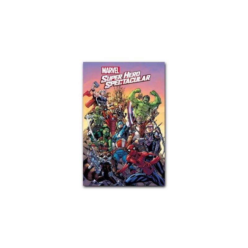 Super Hero Spectacular - Marvel ING