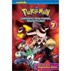 Pokémon Diamond and Pearl Adventure Volume 3 ING