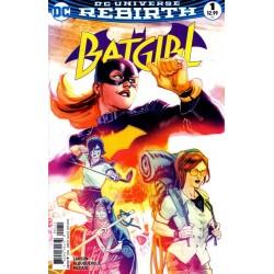 Batgirl - DC Universe Rebirth - Volume 1