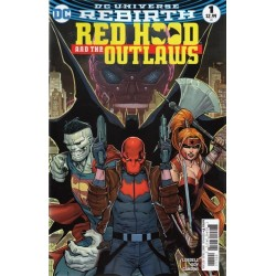 Red Hood and the Outlaws - DC Universe Rebirth - Volume 1